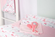 Changing pad cover 72x44 cm Blush Baby