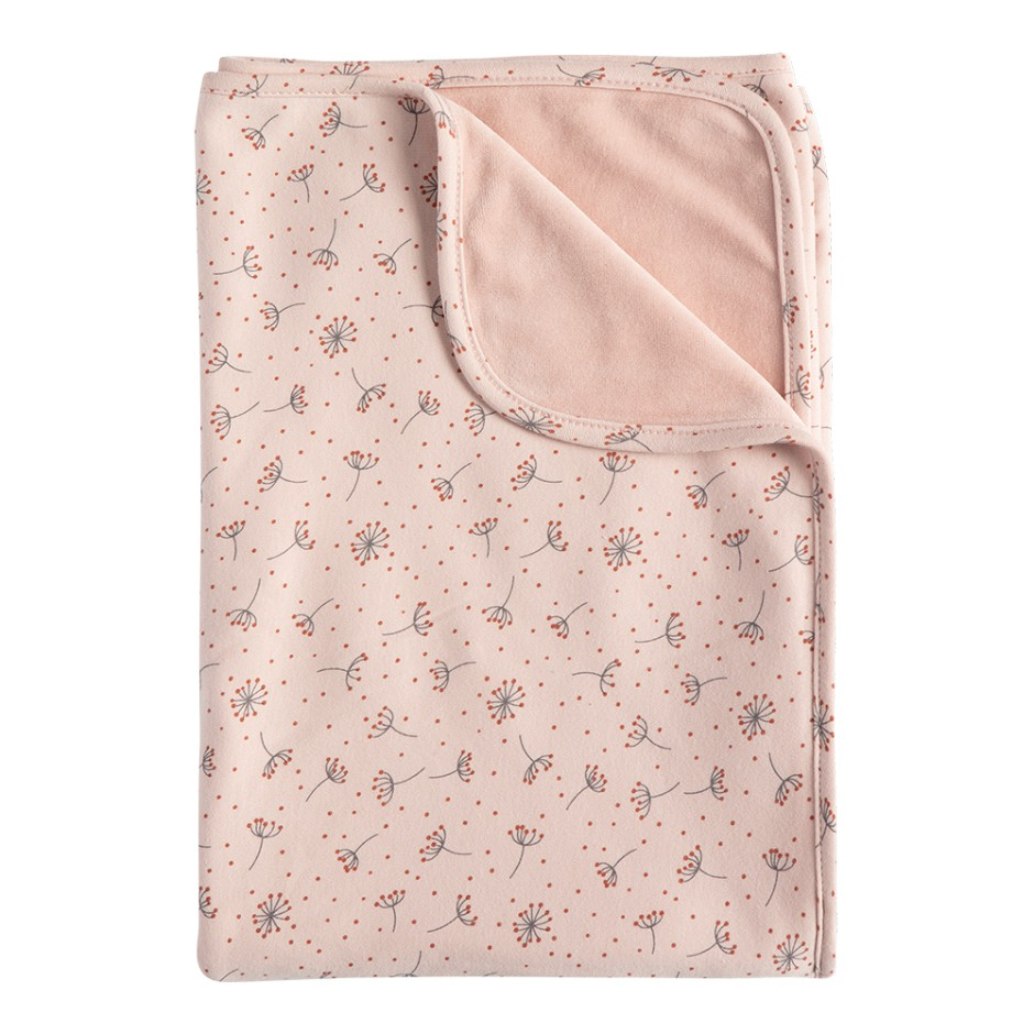 Afb: Baby Multi-Tuch Fabulous - Baby multidoek Fabulous Wish Pink
