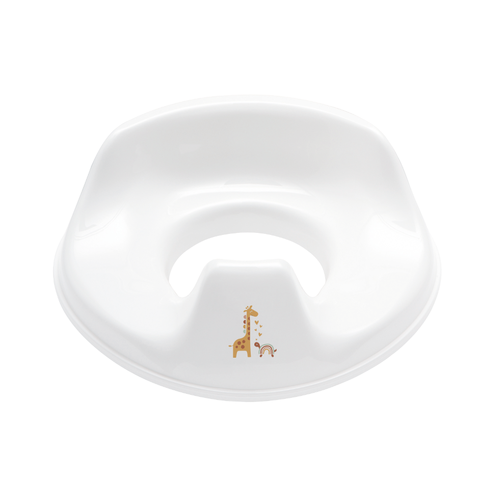 Afb: Toilet seat de luxe - Toilet seat de luxe Jungle Friends