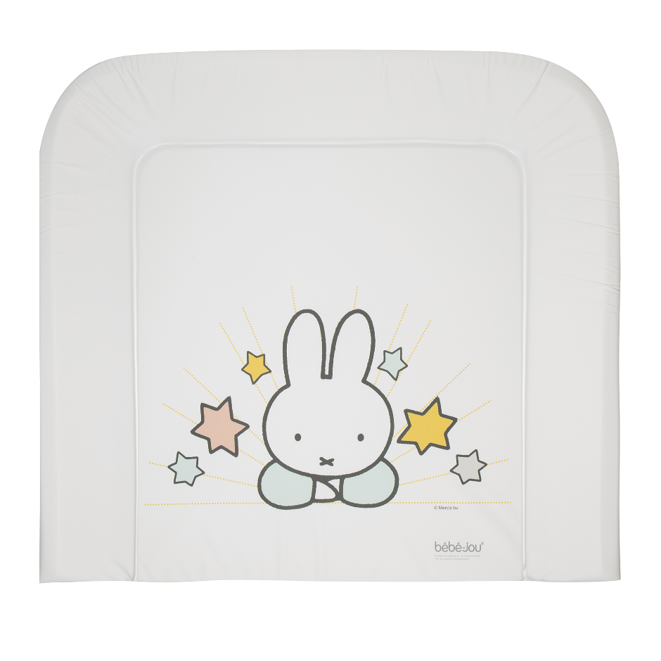 Afb: Changing pad  72x77 cm - Changing pad  72x77 cm Miffy